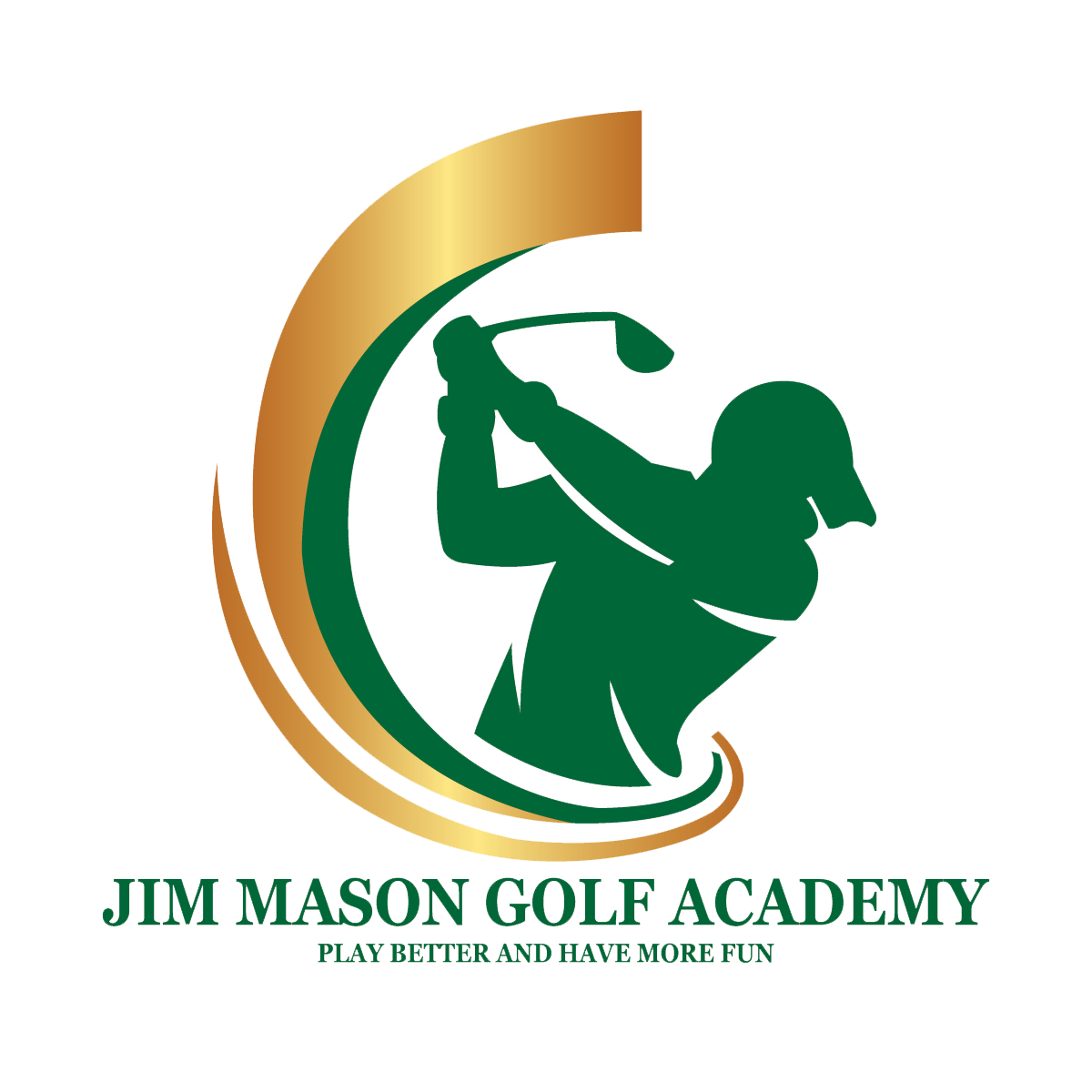 Jim Mason Golf New logo